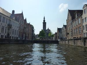 Boat Cruise Bruges