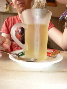 Lime Tea Bruges