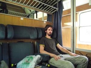 David On The Train