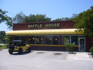 I Had Eggs, Not Waffles