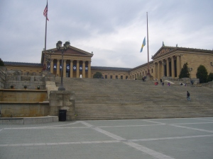 Formerly Known As The Philadelphia Art Museum