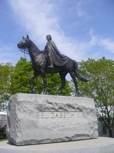What's That Myth About Statues On Horseback?