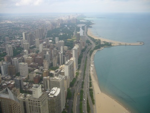 The Beach And Lincoln Park
