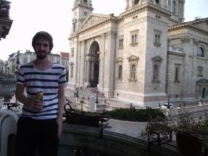 Balcony Beers!
