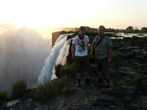 The Boys On The Falls