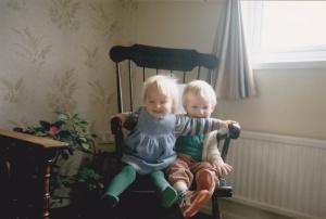 Sarah & I