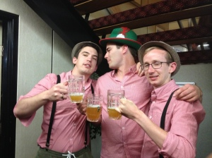 Drunk Germans