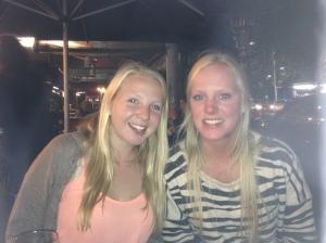 Emily & Margiet