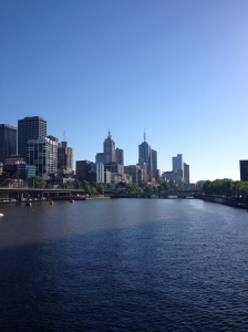 Beautiful Day in Melbourne