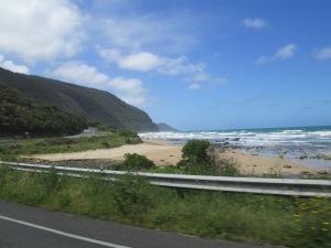 The Great Ocean Road