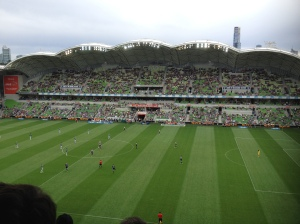 AAMI Pitch