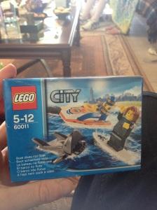 Surf Lego