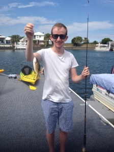 My Second Ever Catch