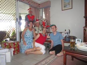 Christmas with the Vosses