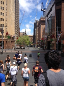 Sydney Walking Tour