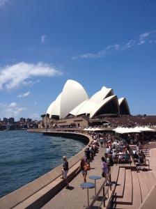 Opera House Approach
