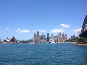 North Sydney Harbour View