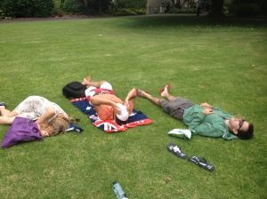 Botanical Garden Snooze