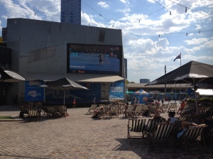 Fed Square Tennis