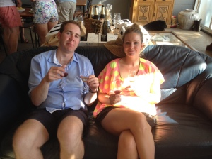 Brad & Buzz Wine Tasting