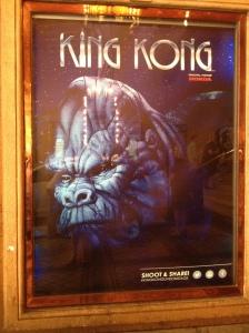 King King Poster