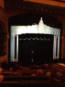 Regent Theatre Stage