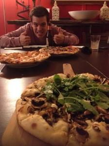 Kernot Store Pizza