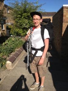 Chris Leaving For Australia