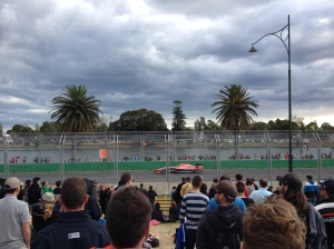 Melbourne Grand Prix Ferrari