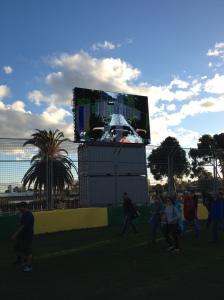 Melbourne Grand Prix On Screen
