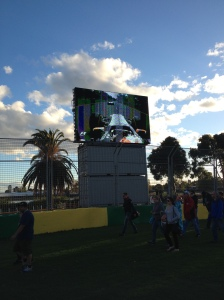 Melbourne Grand Prix On Screen