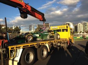 Melbourne Grand Prix Tow Truck