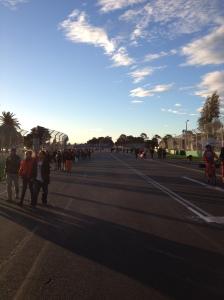 Melbourne Grand Prix Track