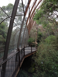 Melbourne Zoo Aviary