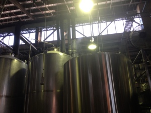 Mountain Goat Brewery