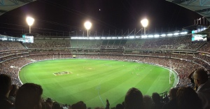 Essendon Vs Carlton At The MCG
