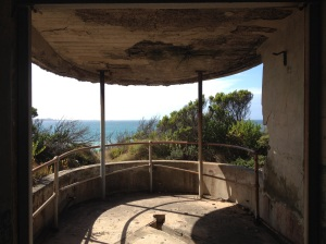 Fort Nepean Observation Post
