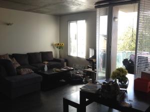 Hull Street Living Room