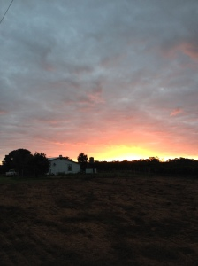 Curlwaa Sunset