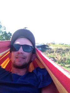 Hammock Selfie