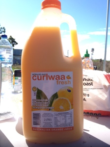 Curlwaa Fresh Orange Juice