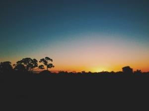 Hazeldell Sunset