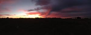 Curlwaa Panoramic Sunrise