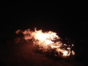 Final Fire In Curlwaa