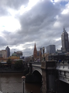 Melbourne CBD From Hamer Hall