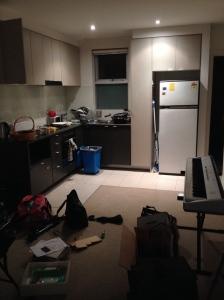 63 Bouverie Street Living Area