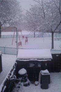 Basingstoke Snow