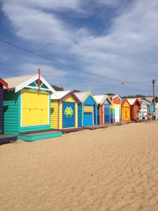 Brighton Bathing Houses
