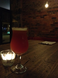 Tulip Glass At The Alehouse Project