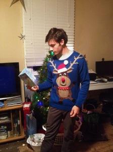 James Beautiful Christmas Jumper